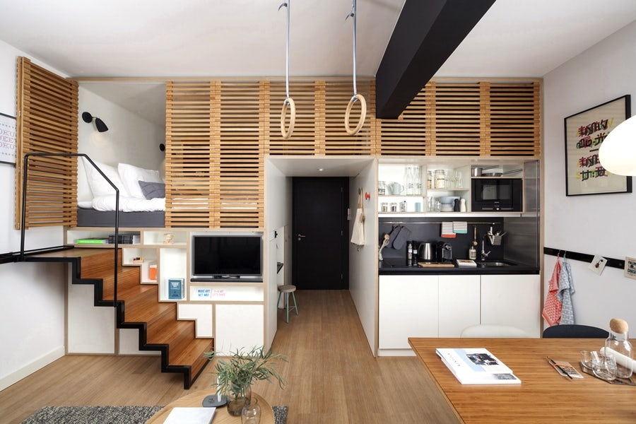 Hybrid Home